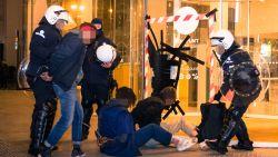 """Politie kent relschoppers Brussel, aantal heeft strafblad om U tegen te zeggen. Procureur des konings: """"Nultolerantie? Praktisch niet te doen"""""""