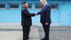"""Noord-Korea: """"Ontmoeting met Trump was historisch en buitengewoon"""""""