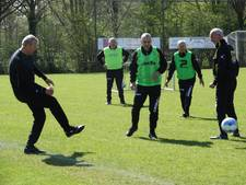 Walking football start in september