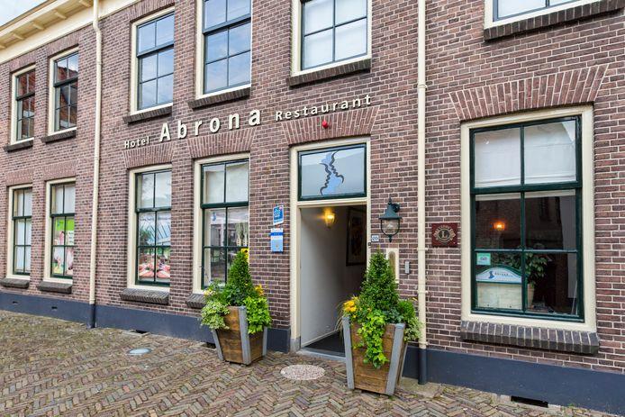 Hotel-restaurant Abrona