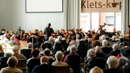 Als muziekliefhebbers niet meer naar een concert kunnen... dan komt Antwerp Symphony Orchestra toch gewoon naar hen