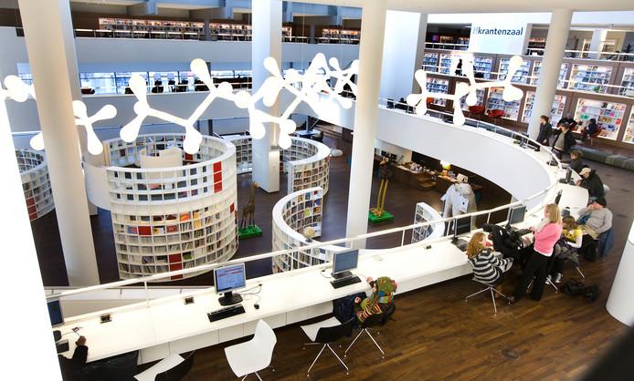 Openbare Bibliotheek van Amsterdam.