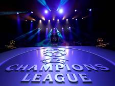 Dit is de potindeling voor de loting van de Champions League