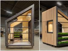 Gek van de herrie in huis? Deze ontwerper bedacht een 'tiny office' voor in de tuin