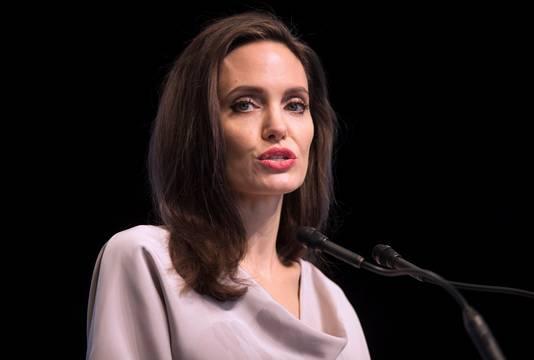 De echte Angelina Jolie