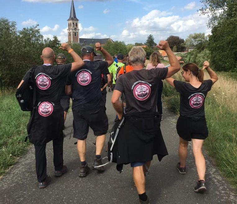 Vrijwilligers van Bram's Foundation voerden al heel wat acties