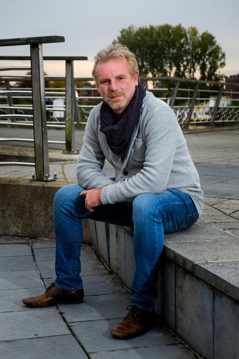 Peter De Ridder, voorzitter van vzw Kaaimannen.