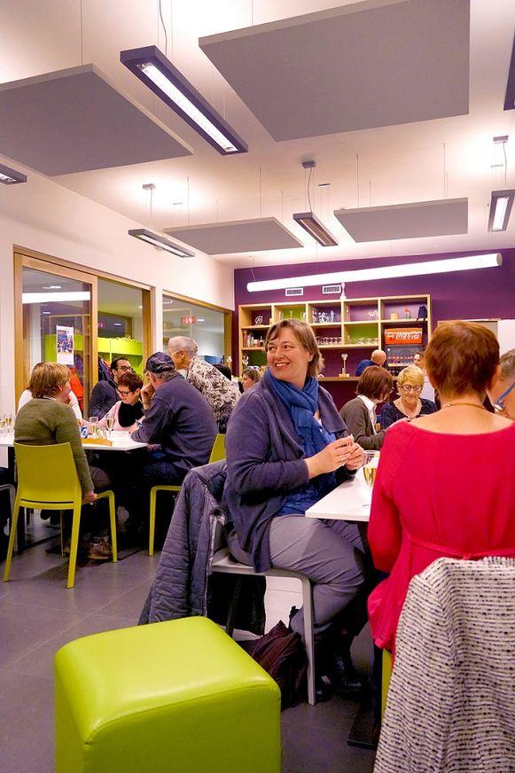 Het Samana Café bestaat al in andere gemeenten en komt in september ook naar Ronse.
