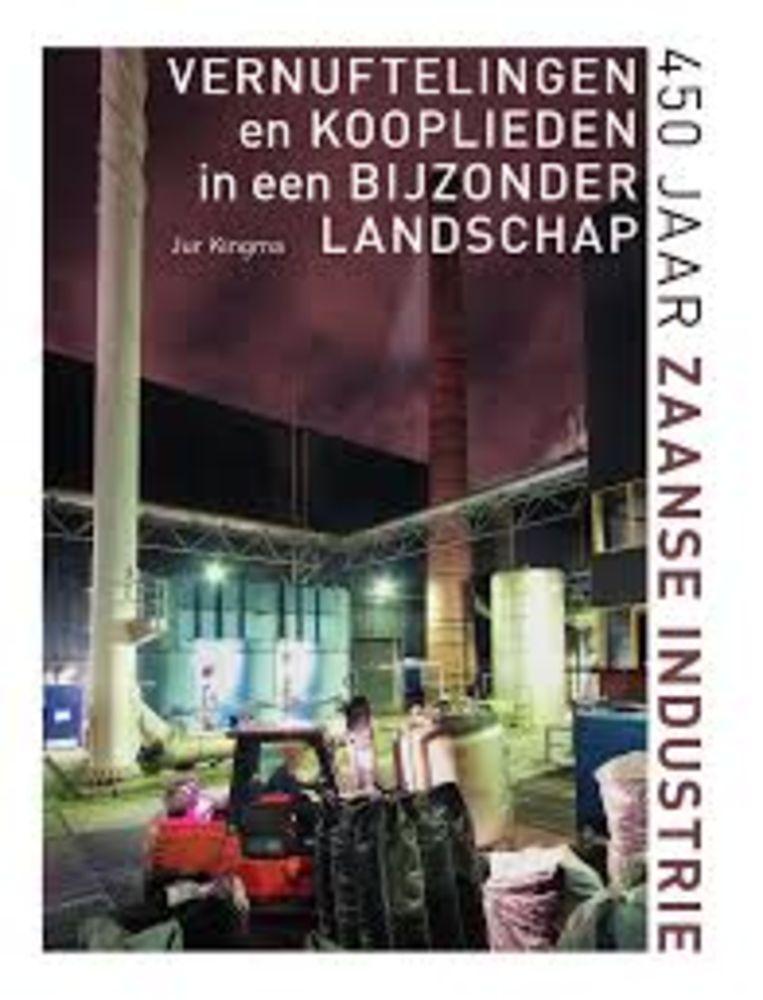 Jur Kingma: Vernuftelingen en kooplieden in een bijzonder landschap. Noord-Holland, €39,95. Beeld