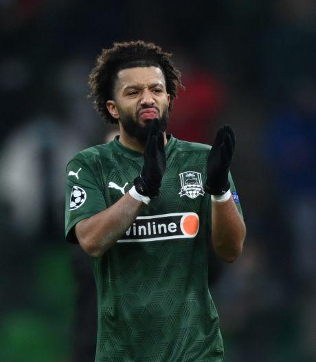Vilhena met Krasnodar verder in Europa League dankzij treffer Berg