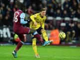 Arsenal wint Londense derby bij West Ham United