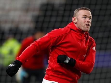 Rooney blijft ManUnited trouw