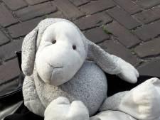 Brandweerman redt knuffeltje uit brandende woning Breda: 'Dat ze aan zulke details denken, het raakt me'