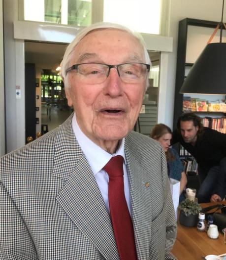 Verzetsman Martien van de Weijer (94) overleden in het jaar van zijn documentaire en boek