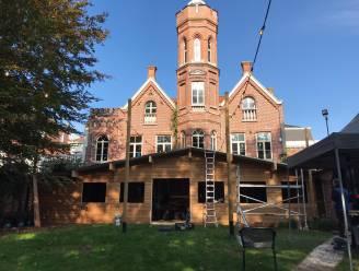 Tegenslag voor The Backyard: chalet gebouwd, maar nu verplicht dicht