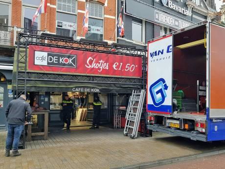 Café De Kok 'gesloopt': eigenaresse hoopt Tilburgse zaak te heropenen
