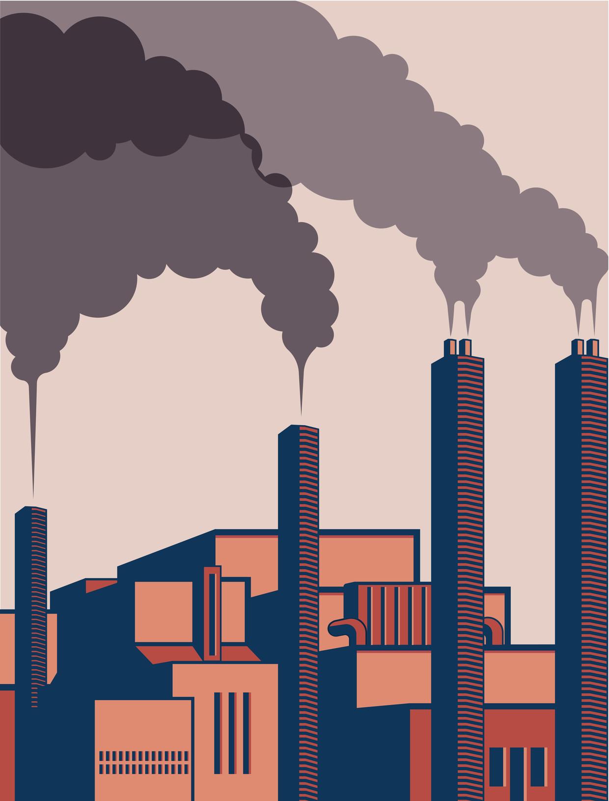Top 10 grootste vervuilers