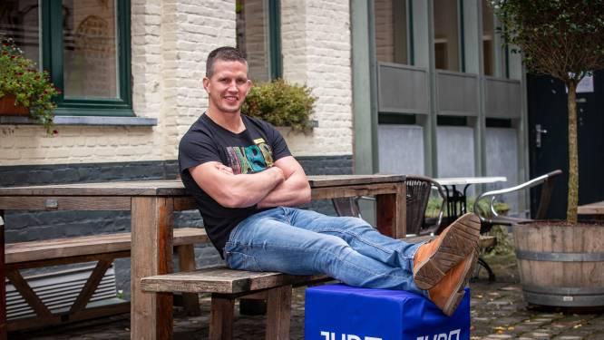 """Dirk Van Tichelt neemt op 36-jarige leeftijd afscheid van het judo: """"Een comeback zit er niet in"""""""
