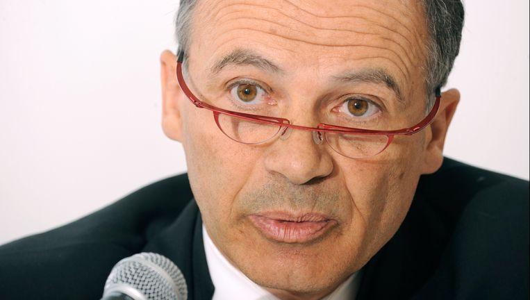 Kinderpsychiater Peter Adriaenssens.