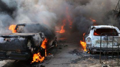 Dodentol bij aanslag met tankwagen in noorden van Syrië loopt op tot bijna 50