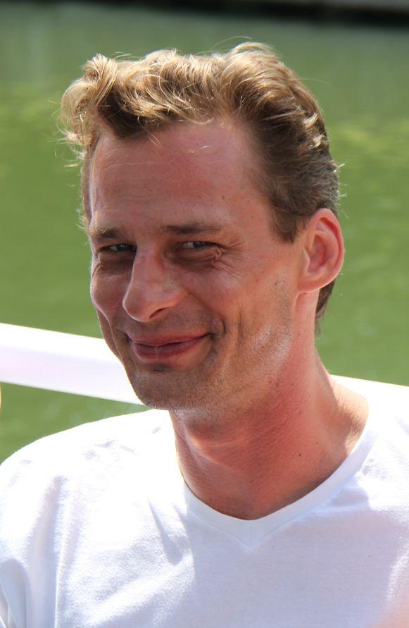 Steve Bakelmans.