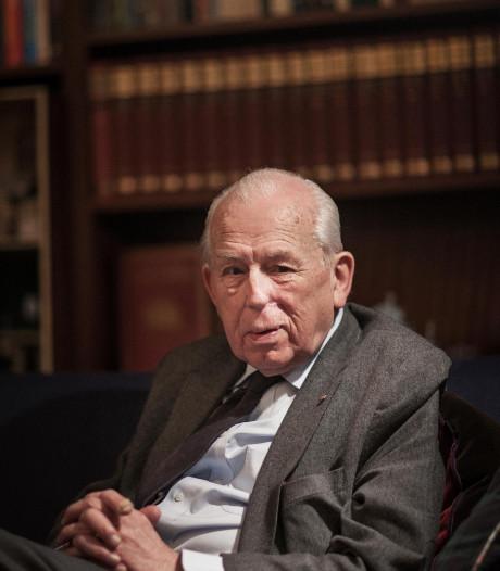 Oudste huisarts van Nederland en oud-gevangene kamp Vught Nico van Hasselt (93) overleden