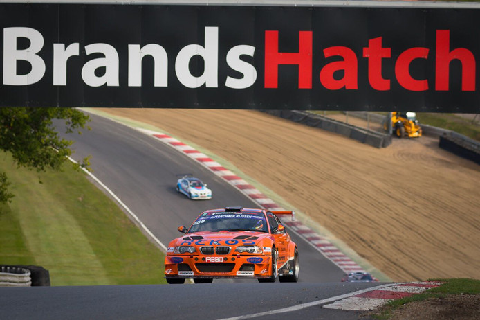 Een zesde plek voor het Rijssense BS Racing team in Engeland.
