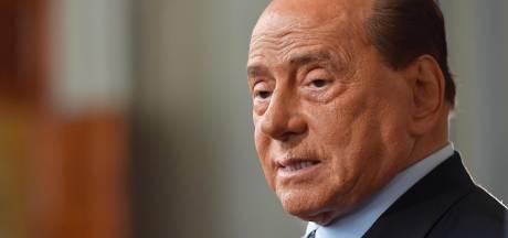 Italiaanse ex-premier Berlusconi in ziekenhuis met hartproblemen