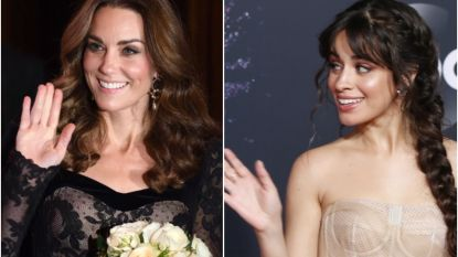 Hoezo, stijf en saai? Kate Middleton tweet wanneer Camila Cabello diefstal in Buckingham Palace bekent