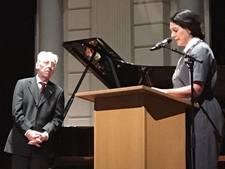 Andreaspenning voor pianist Willem Brons