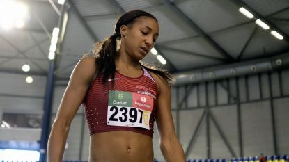 Nafi Thiam past voor WK indoor