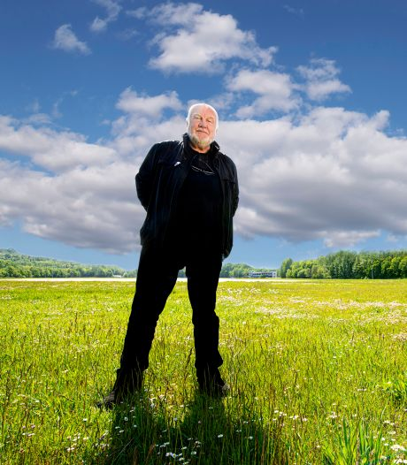 Jan Smeets en het lege Pinkpop-veld: 'Dan maar een barbecue'