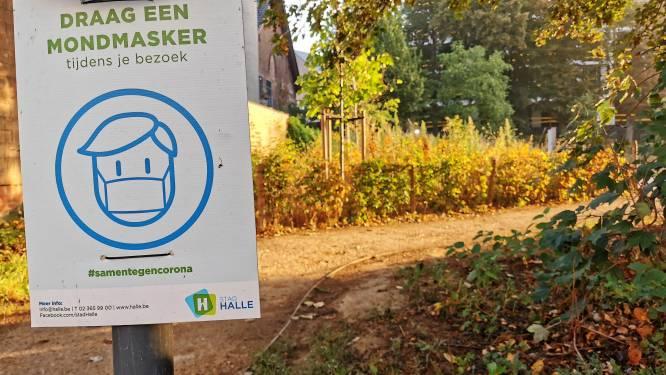 Halle neemt drastische beslissing door stijgende coronacijfers: stad annuleert alle evenementen