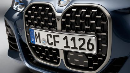 De nieuwe BMW 4-serie krijgt 'bevertanden'