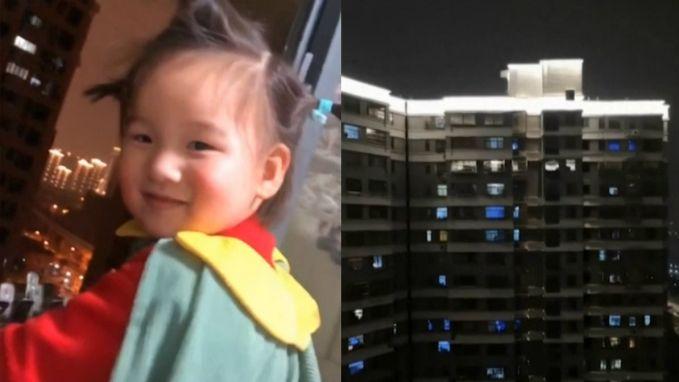 Het moment waarop honderden opgesloten flatbewoners van Wuhan samen beginnen zingen