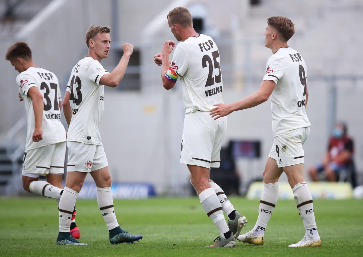 Henk Veerman sloot het seizoen nog af met twee goals.