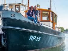 Ex-politieboten komen bijeen in haven van Zierikzee