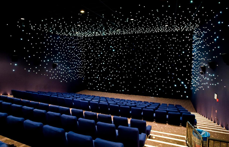 Bioscoop Cinestar, gelegen in het Go Planet Beeld anp