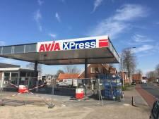 Avia opent tankstation in Ootmarsum