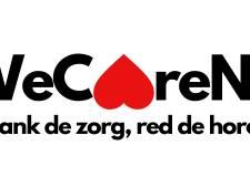 Bedank de zorg, red de horeca: Tilburger bedenkt 'WeCare'-bonnen