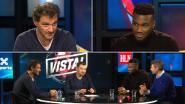 """VISTA! met Standard-spits Obbi Oulare: """"Als Standard zijn beste niveau haalt, denk ik niet dat er iets aan te doen is"""""""