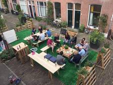 Omstreden Utrechtse 'leefstraat' mag, maar alleen als de buren dat ook willen