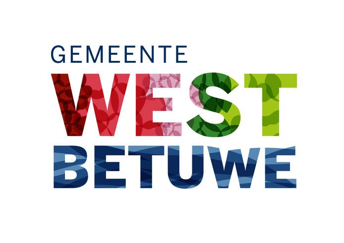 Logo nieuwe gemeente West Betuwe