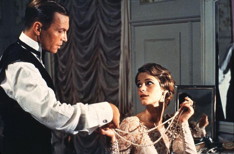 'Visconti zag iets in me, voor ik het zelf zag.' Beeld  HH