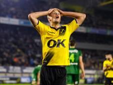 Van Hooijdonk zag na rust een ander NAC: 'Strijd, passie en bij vlagen goed voetbal'