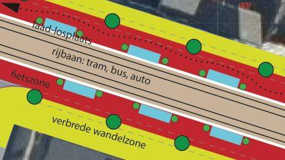 """Burgerinitiatief werkt voorstel uit om Turnhoutsebaan 'coronaproof' te maken: """"Maak van huidige rijbaan een fietsstrook"""""""