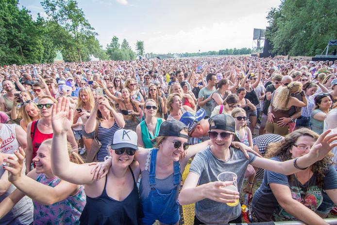 Utrechts Festival Central Park Komt Met Twee Nieuwe Podia Utrecht