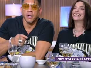 """JoeyStarr à Anne-Elisabeth Lemoine: """"C'est quoi cette question de merde?"""""""