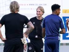 Adrie Koster: 'Geen publiek, maar eigen stadion moet iets extra's geven'