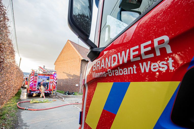 Brandweer brandweerzone hulpverleningszone Vlaams-Brabant West.